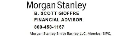 2019 Morgan Stanley